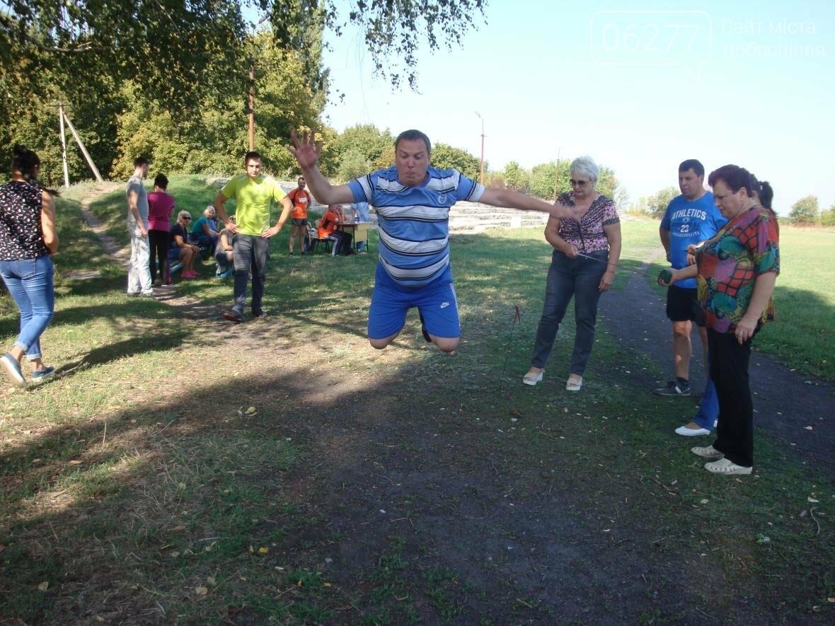 В Белозерске прошли соревнования по легкоатлетического многоборью среди учителей, фото-2