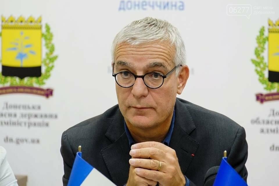 Ситуация на Донбассе: сотрудничество Украины с Францией, фото-2