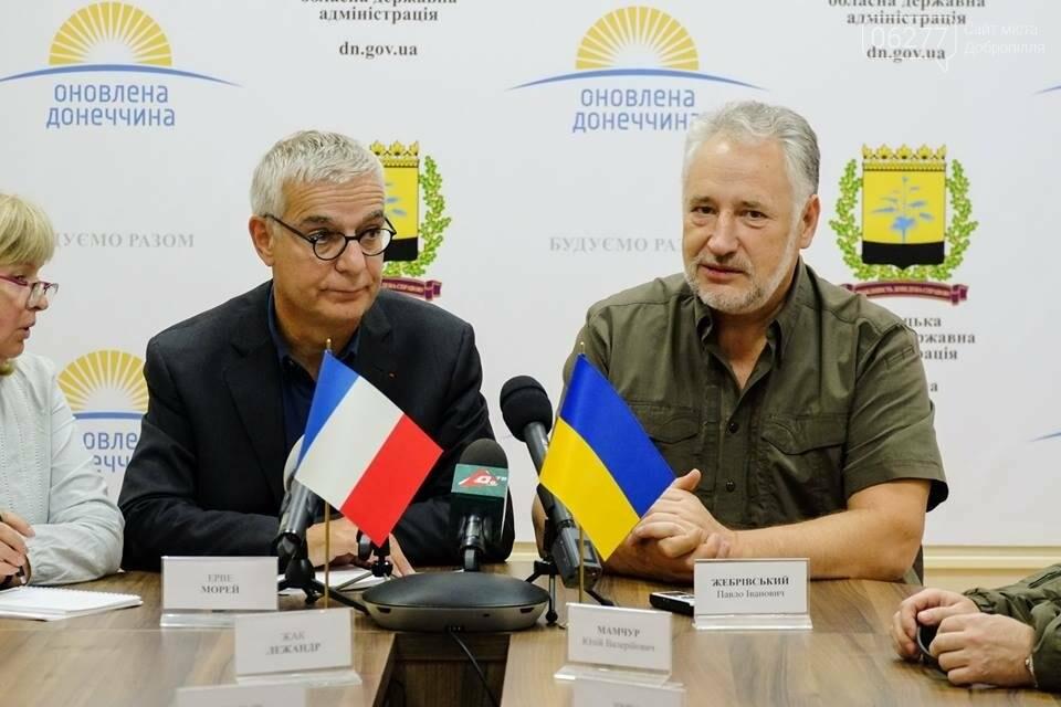 Ситуация на Донбассе: сотрудничество Украины с Францией, фото-3