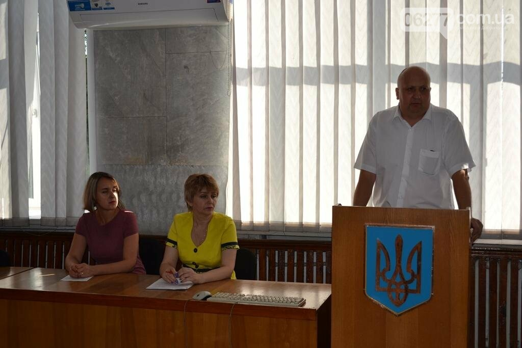 В Добропольском районе прошло заседание районной комиссии , фото-1