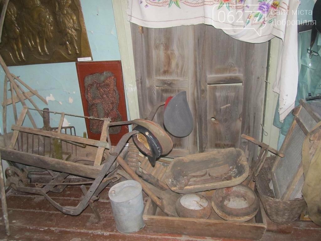 Захід «Сторінки історії» в Добропільському районі, фото-1