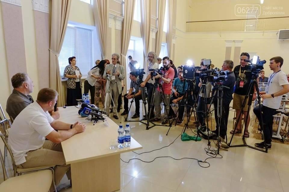 """На Донбассе подвели итоги пресс-тура""""Обновленная Донеччина"""", фото-1"""