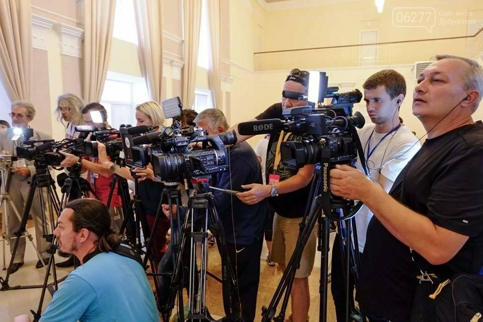 """На Донбассе подвели итоги пресс-тура""""Обновленная Донеччина"""", фото-3"""