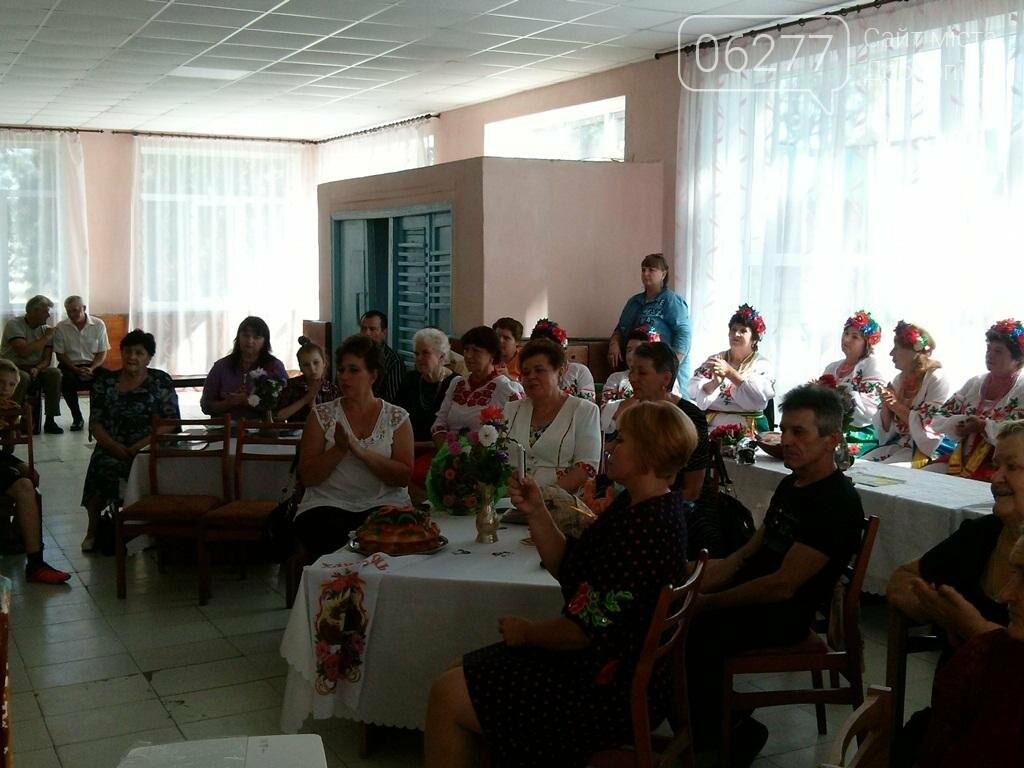 В Святогоровке Добропольского района отпраздновали юбилей дома культуры, фото-7