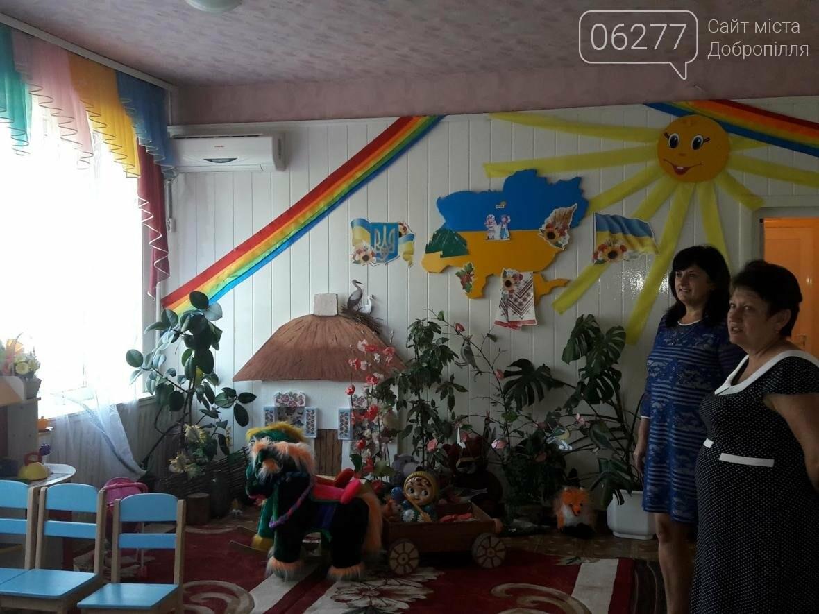 Работники районного совета осуществили рабочий визит к Шаховской общине Добропольского района, фото-3