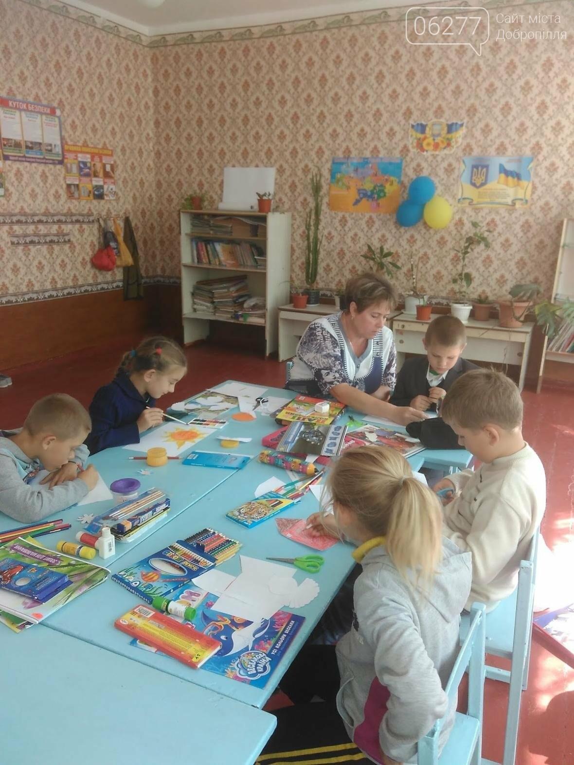 В Шиловской школе  Добропольского района прошел международный день мира, фото-1