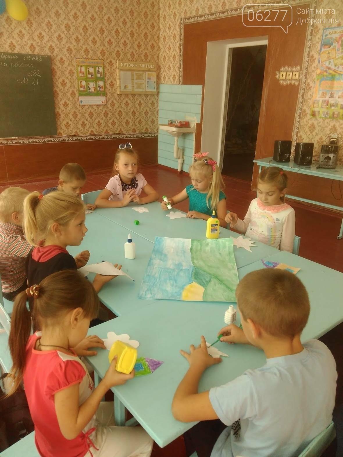 В Шиловской школе  Добропольского района прошел международный день мира, фото-2