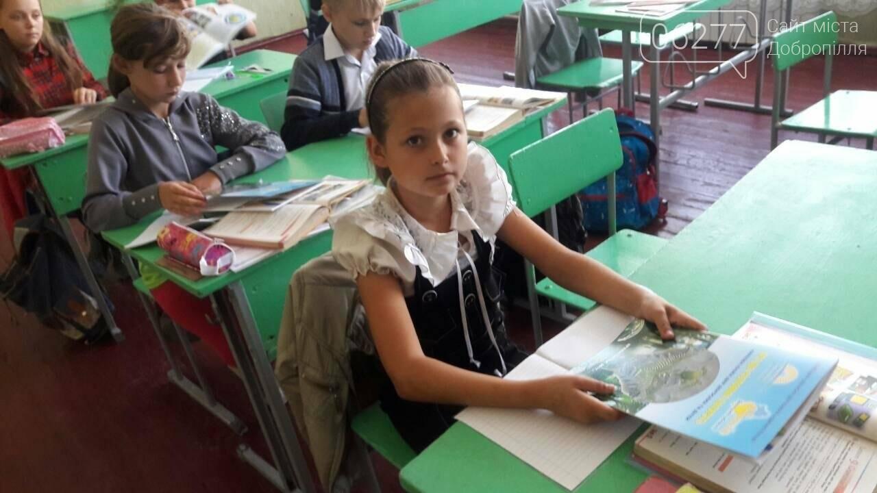 В Добропольском районе проводят уроки экологии, фото-1