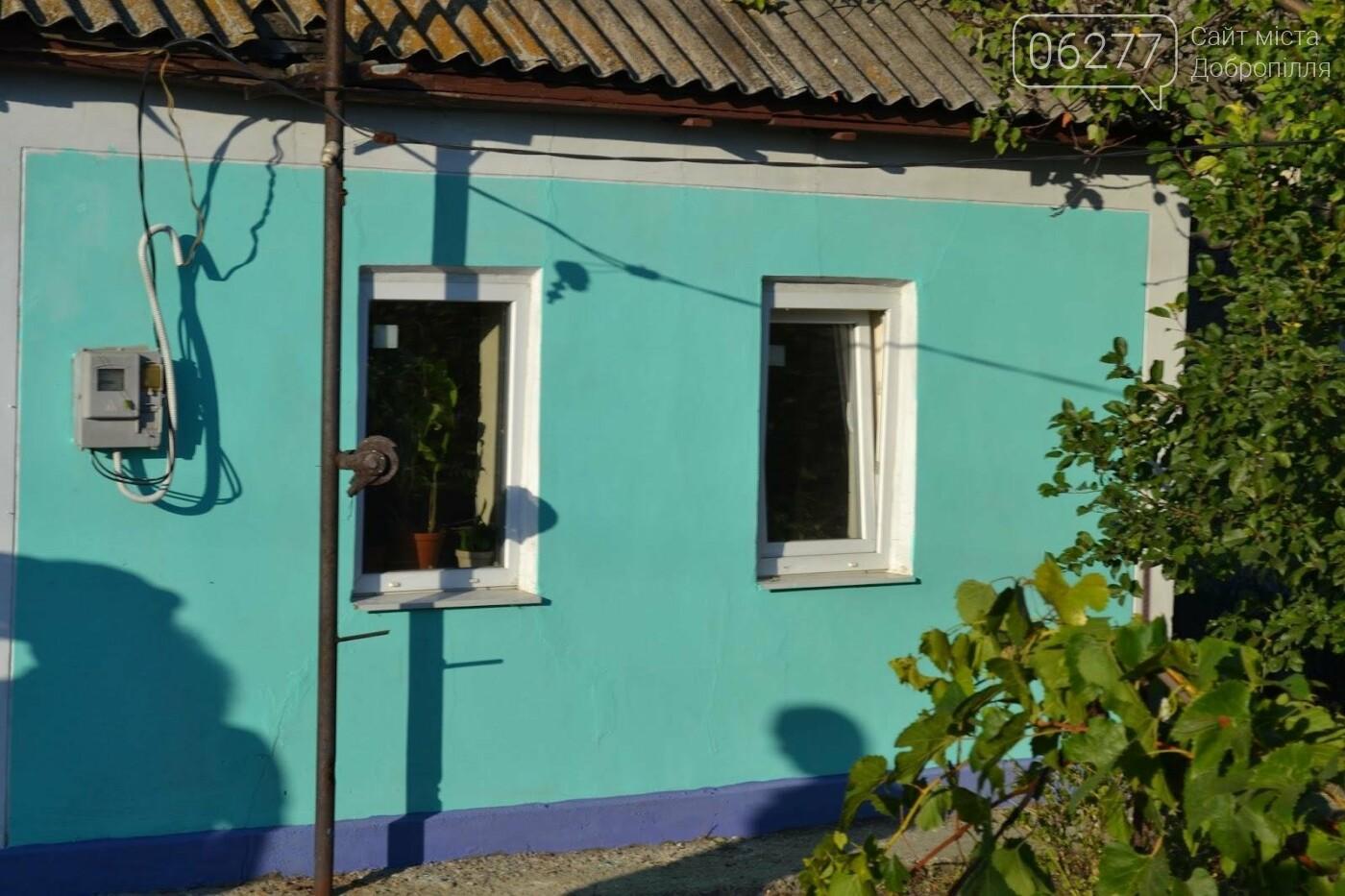В Добропольском районе  сироте вручили ключи от дома, фото-2