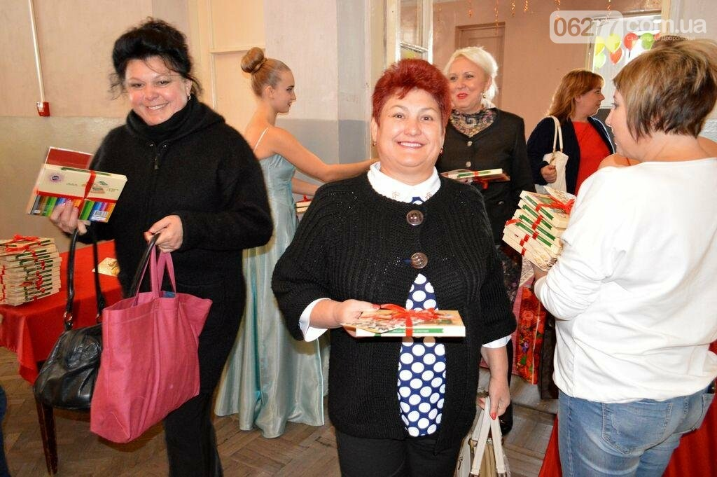 В Доброполье поздравили педагогов, фото-3