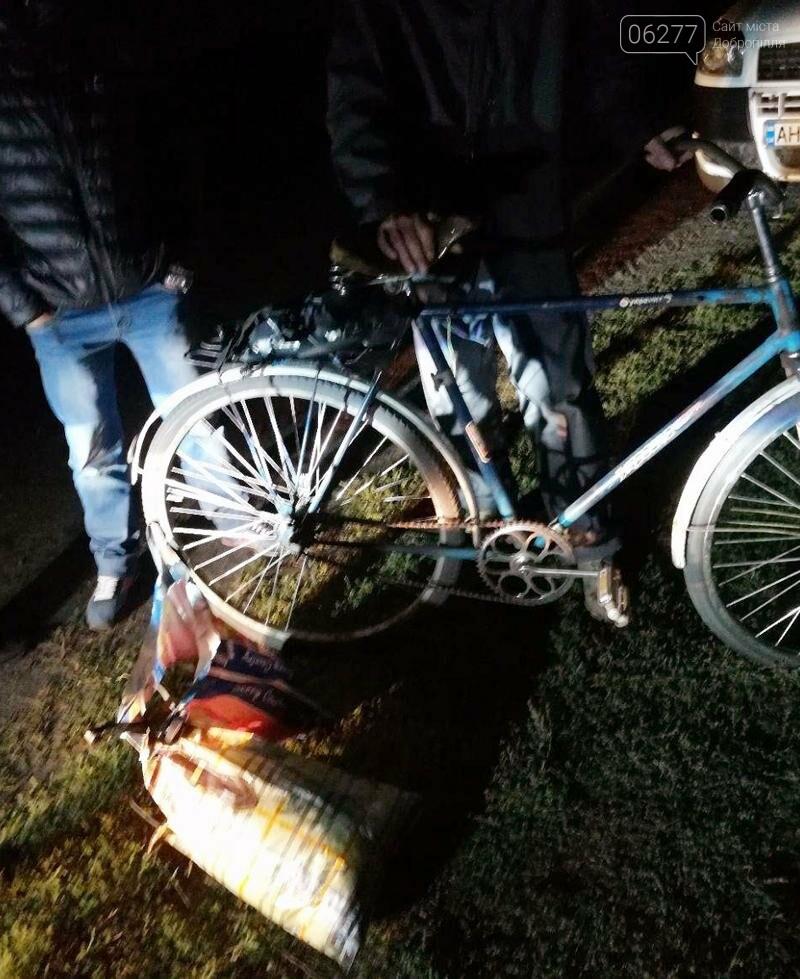 Добропольские правоохранители разоблачили двоих «нарколюбителей» и «наркоагрария» , фото-1