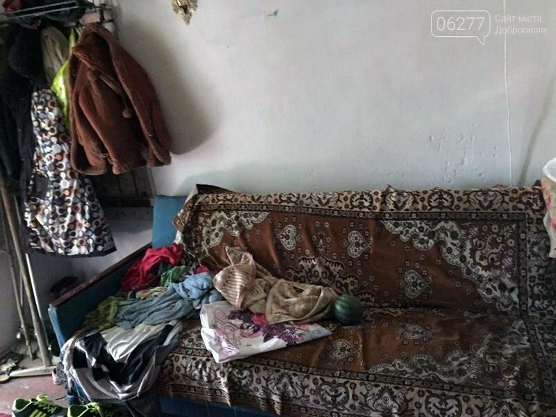В Доброполье правоохранители привлекли к административной ответственности очередную горе-мать, фото-2