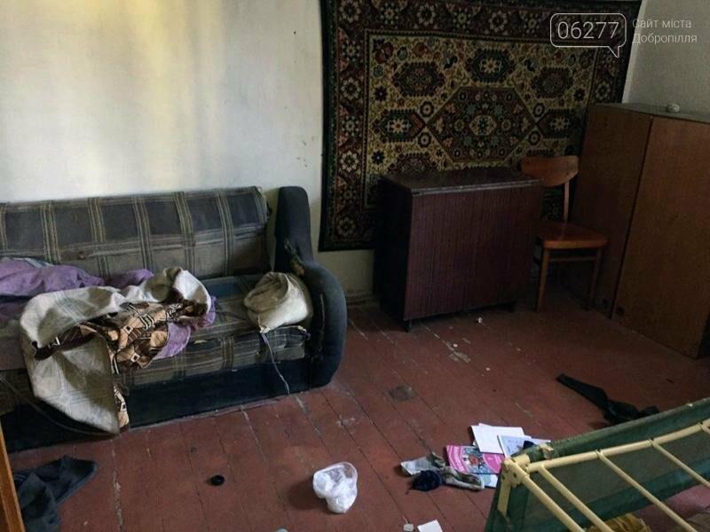 В Доброполье правоохранители привлекли к административной ответственности очередную горе-мать, фото-3