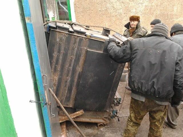 В Нововодянской школе установлен новый котел, фото-1