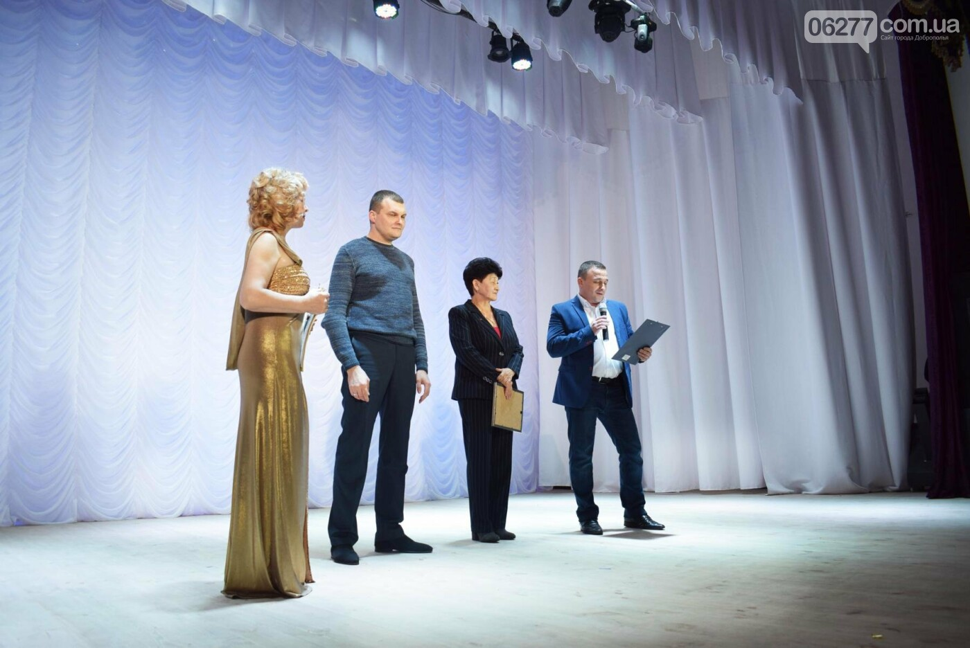 В Центре культуры и досуга Белозёрского прошла презентация зрительного зала, фото-9