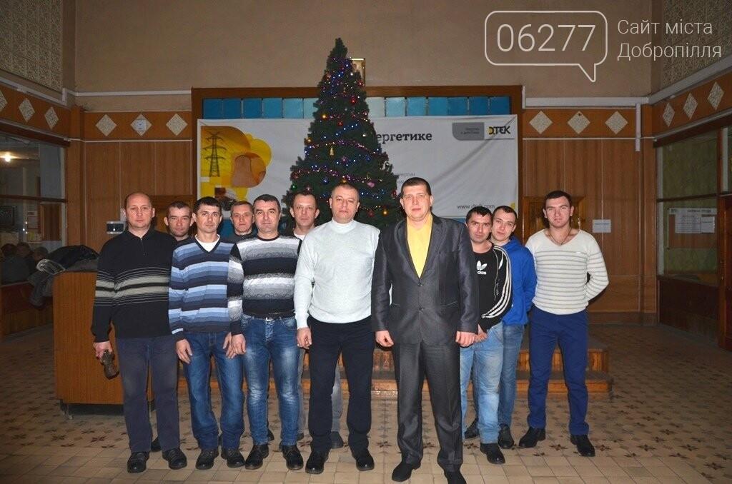 Добропольские проходчики отчитались о рекорде и планируют увеличить показатели в 2018-м, фото-1