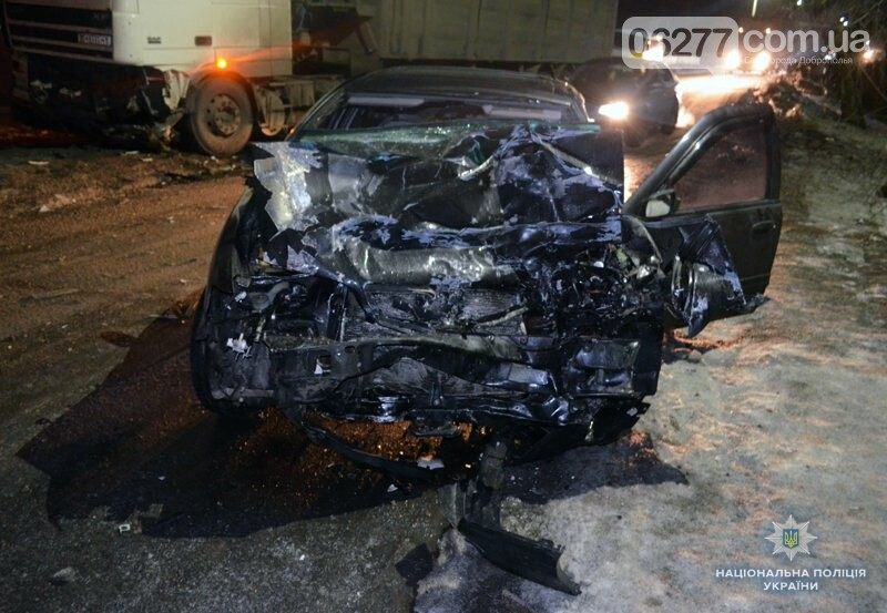 В Доброполье в результате ДТП погибли двое граждан, фото-2