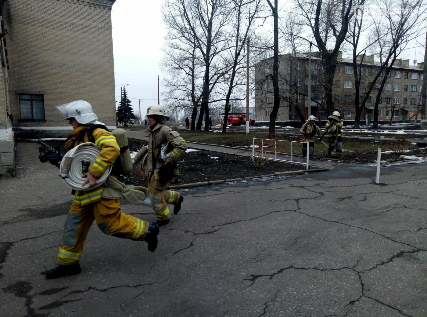 У Білицькому пройшли об'єктові тренування з пожежної безпеки, фото-4