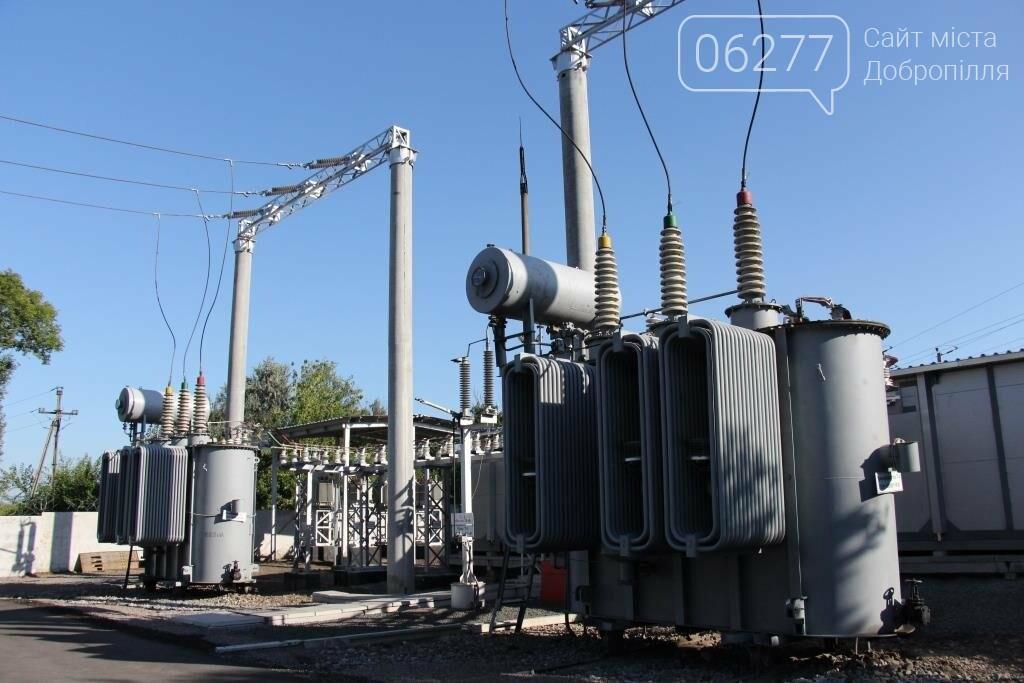 Более 50 млн вложили ДТЭК Высоковольтные сети в модернизацию электросетей Краматорска, фото-1