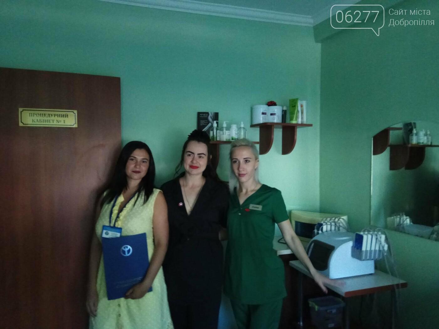 """У Добропіллі відбулося відкриття оздоровчо-естетичного центру  """"Матері і дитини"""", фото-5"""