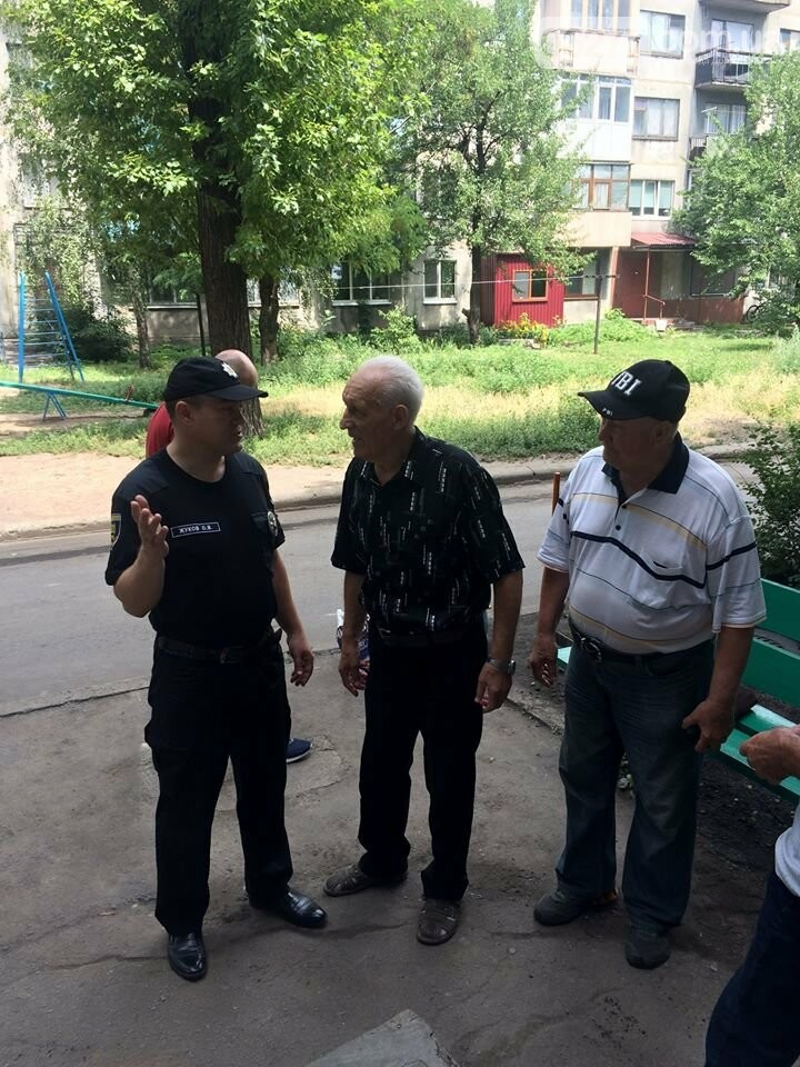 В городе Доброполье проект «Безопасный дом» - уже в действии, фото-2