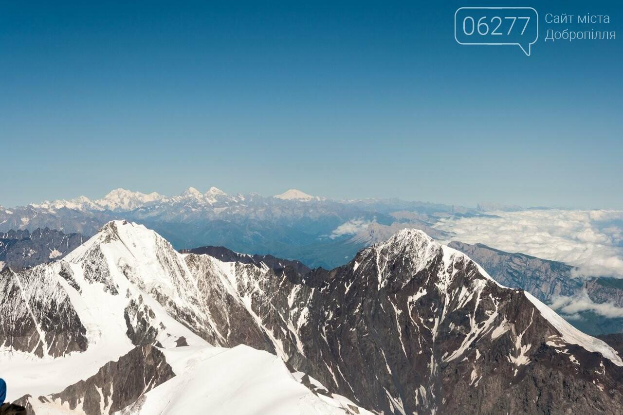 Шахтер-альпинист из Белозерского покорил Казбек, фото-2