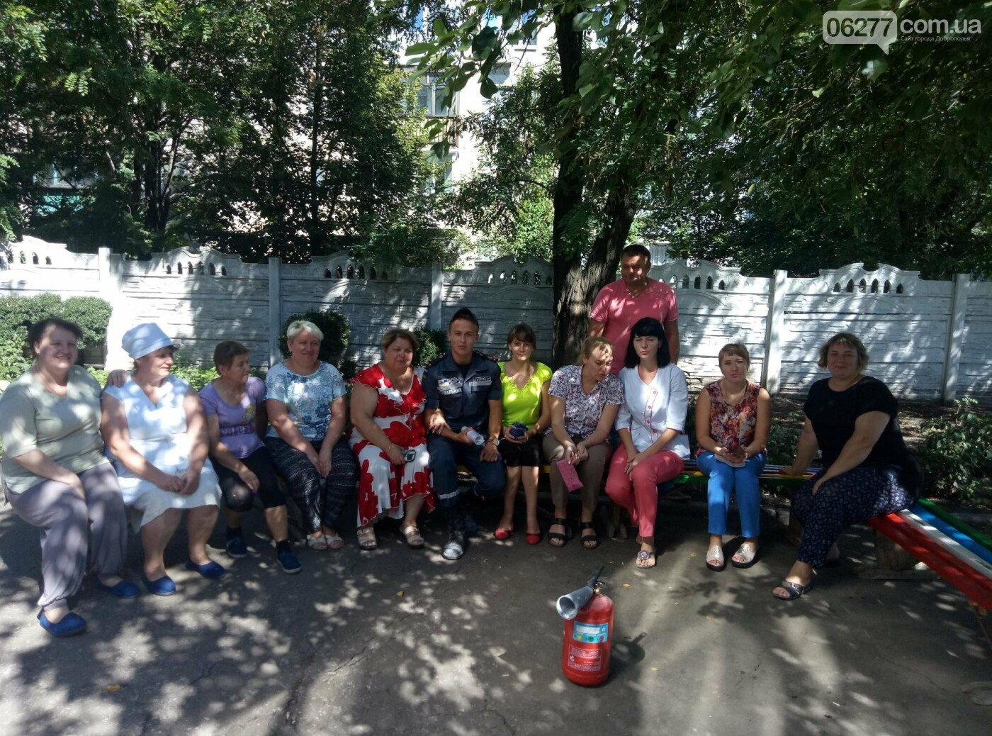 Рятувальники завітали до Центру соціально-психологічної реабілітації дітей Добропільської міської ради, фото-2