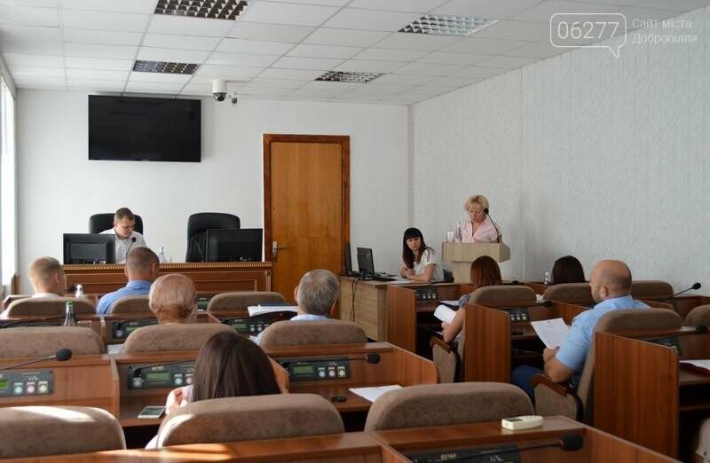 В Доброполье состоялось очередное заседание исполнительного комитета, фото-1
