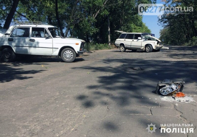 В Доброполье произошло 2 ДТП, в которых пострадало трое граждан, еще один погиб, фото-2