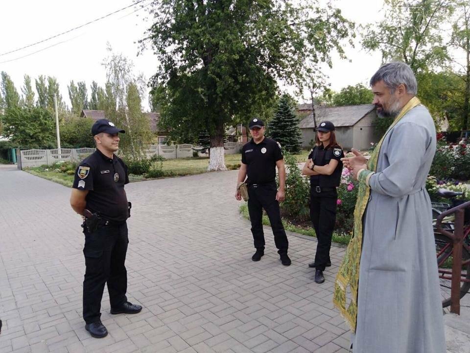 Співробітники Добропільського відділення поліції вшанували світлу пам'ять правоохоронців, які загинули на службі, фото-1