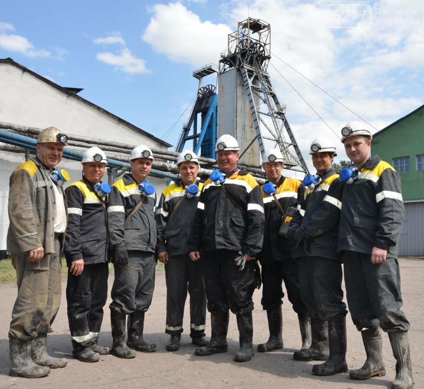 Энергетики и машиностроители побывали на рабочих местах шахтеров, фото-1