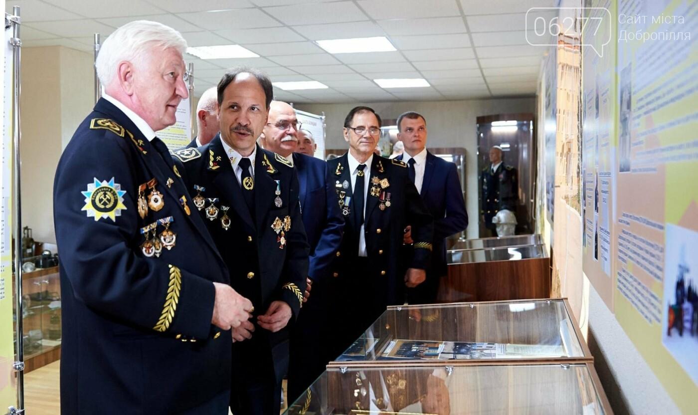 Шахтеры Доброполья открыли музей горного дела, фото-5