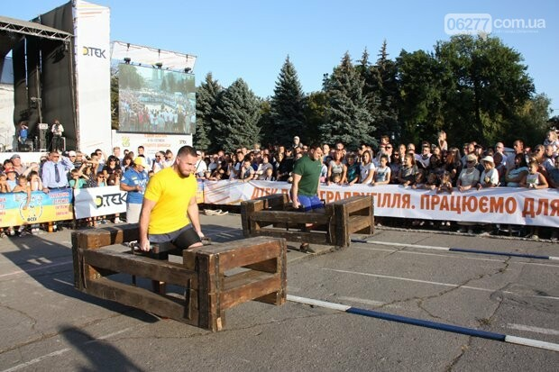 Богатыри из ШУ Белозерское самые сильные в ДТЭК, фото-2