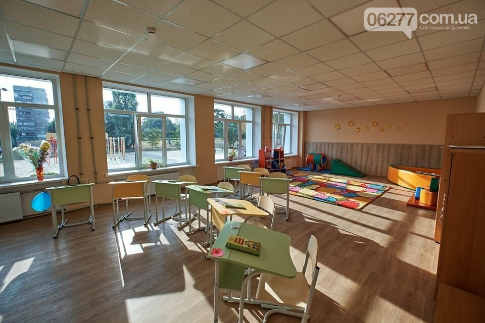 В Добропіллі запрацювала капітально відремонтована опорна школа, фото-26