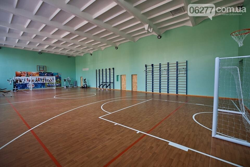 В Добропіллі запрацювала капітально відремонтована опорна школа, фото-8