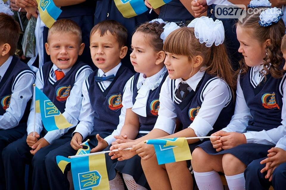 В Добропіллі запрацювала капітально відремонтована опорна школа, фото-13