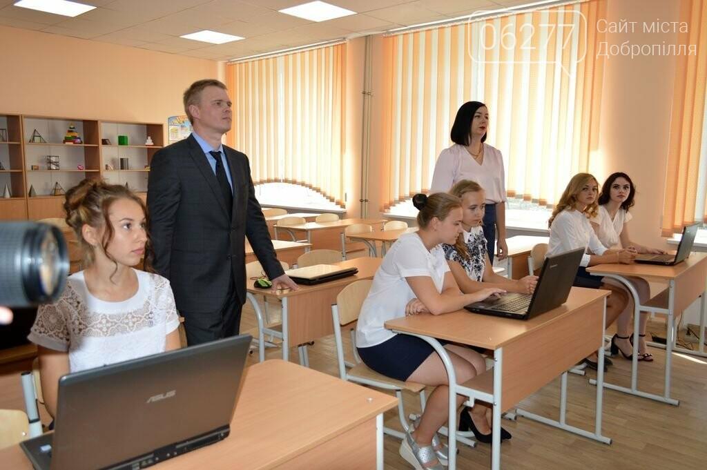 В школах Большого Доброполья прозвучали первые звонки, фото-7