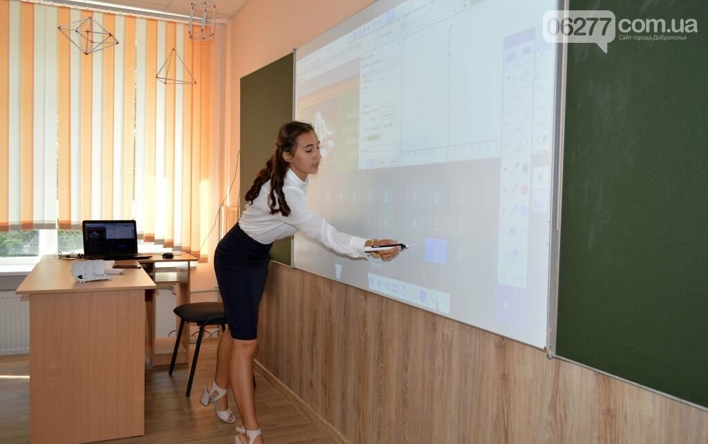 В школах Большого Доброполья прозвучали первые звонки, фото-1