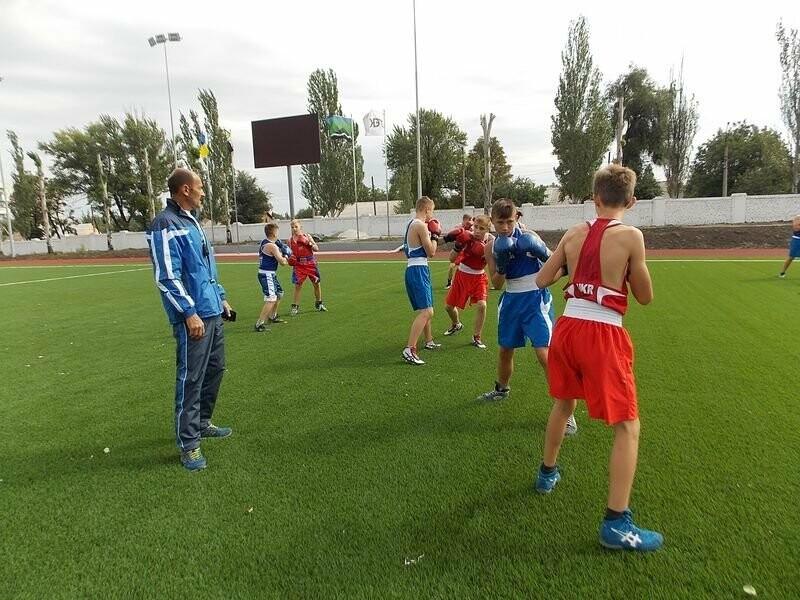 1 вересня дитячо-юнацька спортивна школа Добропілля відчинила двері в світ спорту, фото-3