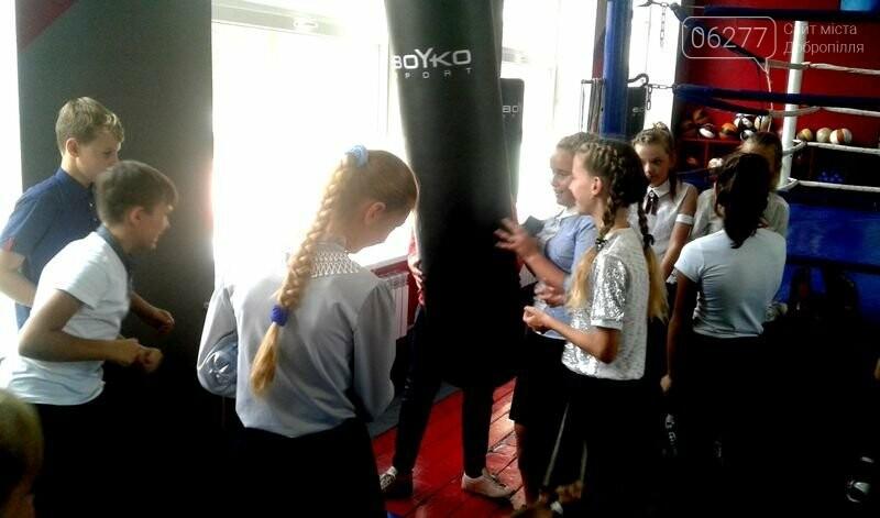 1 вересня дитячо-юнацька спортивна школа Добропілля відчинила двері в світ спорту, фото-1