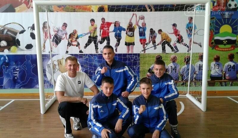 1 вересня дитячо-юнацька спортивна школа Добропілля відчинила двері в світ спорту, фото-2
