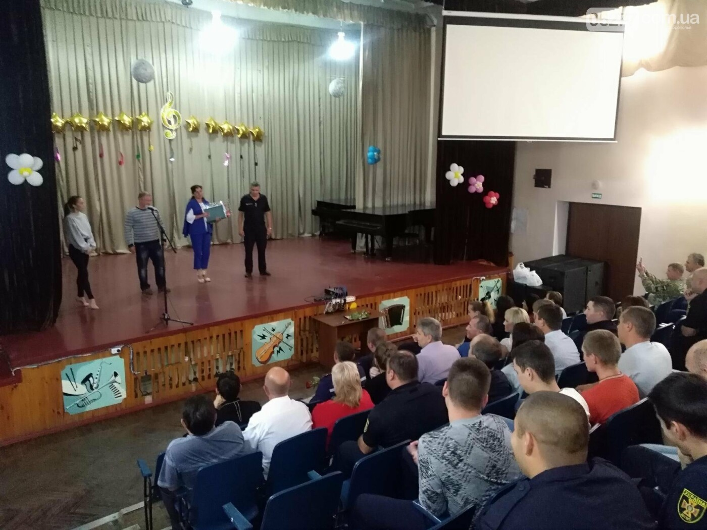 У Добропіллі відзначили кращих рятівників, фото-3