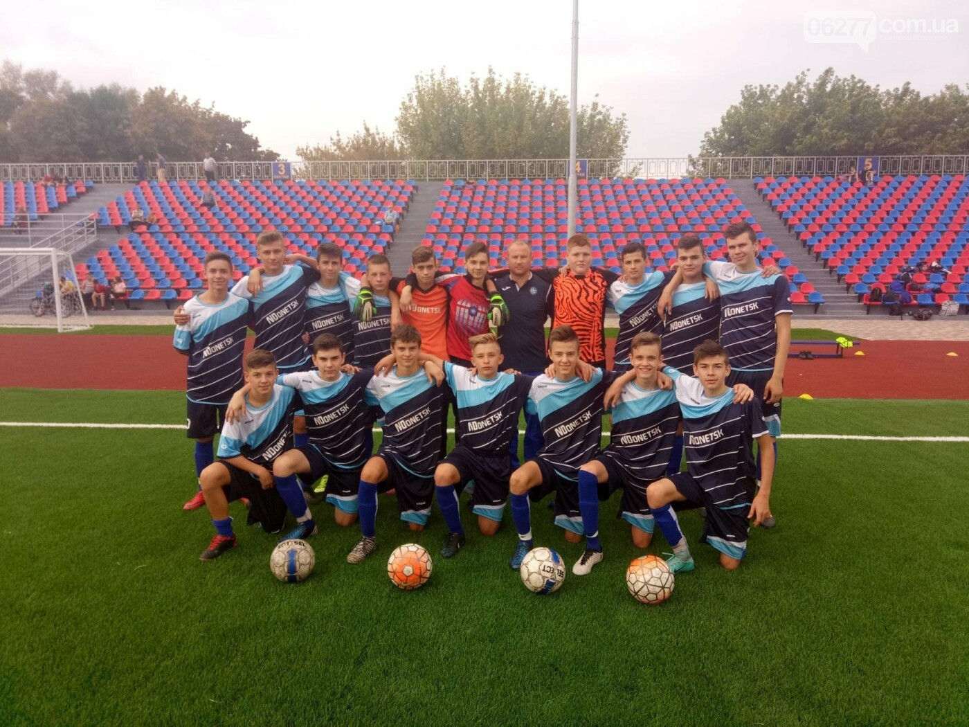 ІІ тур чемпіонату Донецької області з футболу серед дитячо-юнацьких спортивних шкіл та дитячо-юнацьких футбольних клубів, фото-2