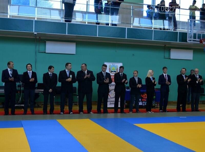 В Добропіллі відбувся Чемпіонат Донецької області з дзюдо, фото-4