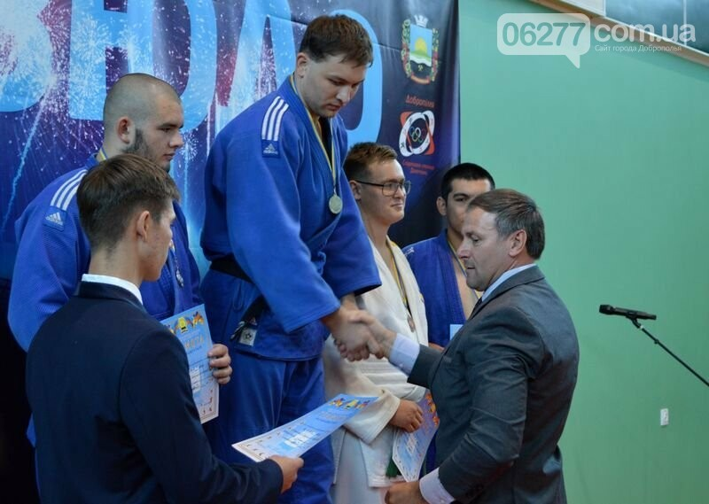 В Добропіллі відбувся Чемпіонат Донецької області з дзюдо, фото-7