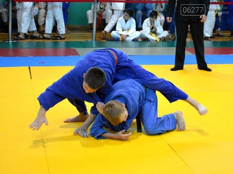 В Добропіллі відбувся Чемпіонат Донецької області з дзюдо, фото-6