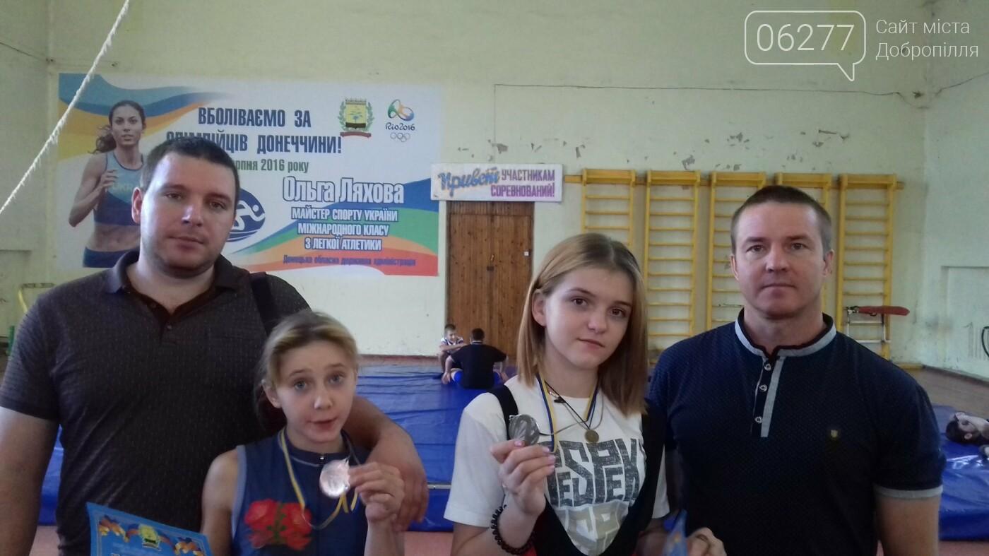Добропільські важкоатлети привезли чимало медалей з чемпіонат у Донецької області, фото-3