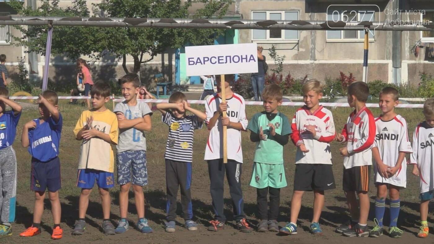 У Білозерському пройшов ІІ турнір з футболу серед дитячих дворових команд, фото-7