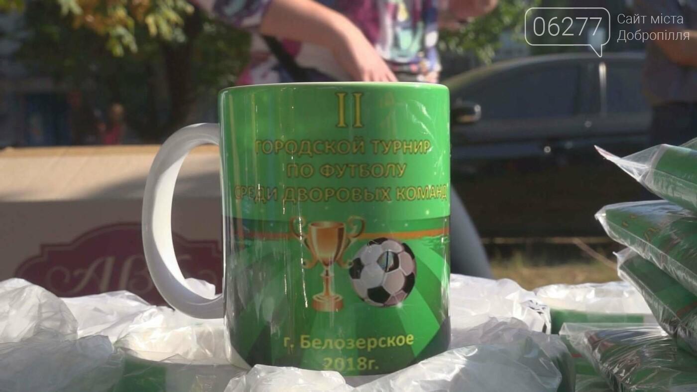 У Білозерському пройшов ІІ турнір з футболу серед дитячих дворових команд, фото-2