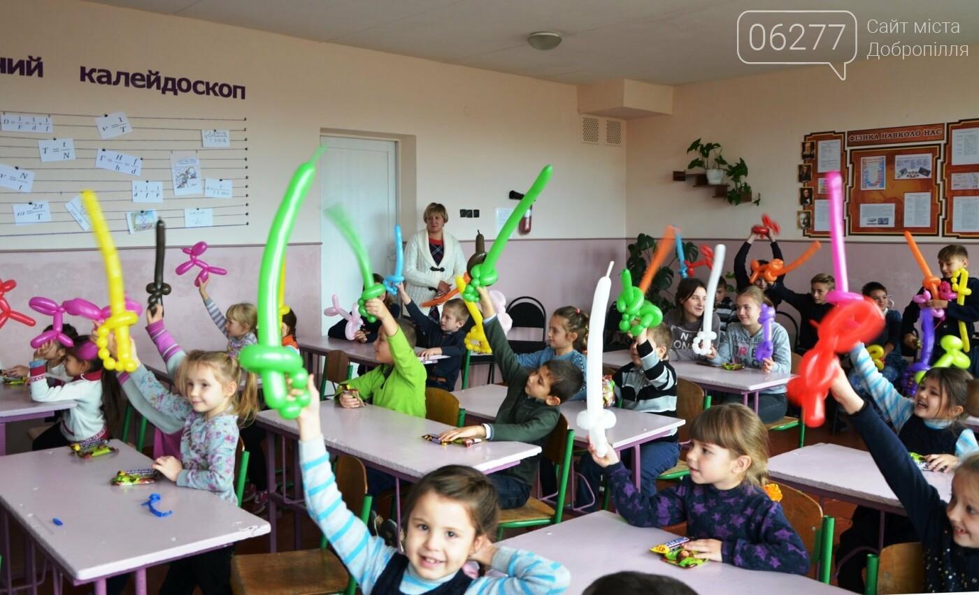 Шахтёры провели урок доброты для школьников, фото-3